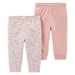 Carter's2-Pack Cotton Pants