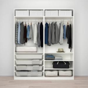 首度67折 收纳空间一秒翻倍IKEA PAX 系列衣柜竟然折扣啦 性价比颜值 妥妥都在线