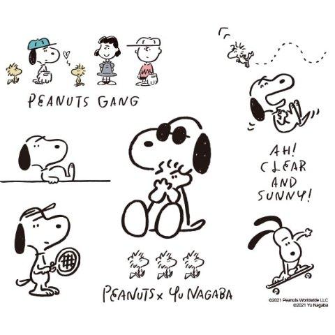 低至$7.9 $29.9收可爱上衣2021来啦:Uniqlo x Peanuts 史努比合作款 已发售