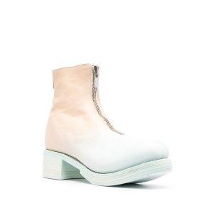 Guidi渐变 PL1 靴子