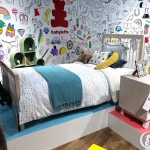 Last Day: Up to 25% Off Babyletto Kids Bedding Sale @ Albee Baby