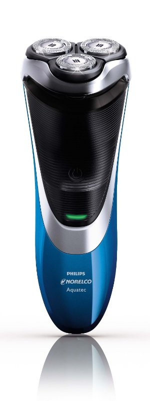 Philips Norelco Electric Shaver AquaTech 4100,AT810/81 by Norelco