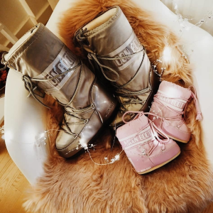 大童成人码收起来超级划算冬季滑雪还缺一双专业保暖靴?Moon Boot 经典月球靴75折啦