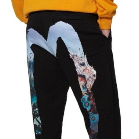 5折起+额外7.5折Evisu官网 潮流卫裤专场 大M款、海鸥标都可收