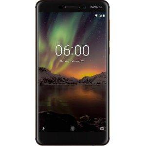 Nokia 6.1 32GB Unlocked + Cricket SIM + $40 Cricket Refill Card