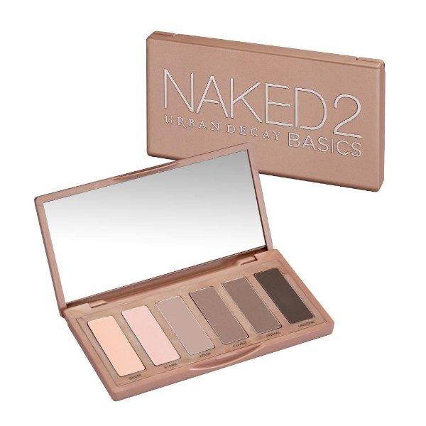 小Naked2 Basics眼影盘