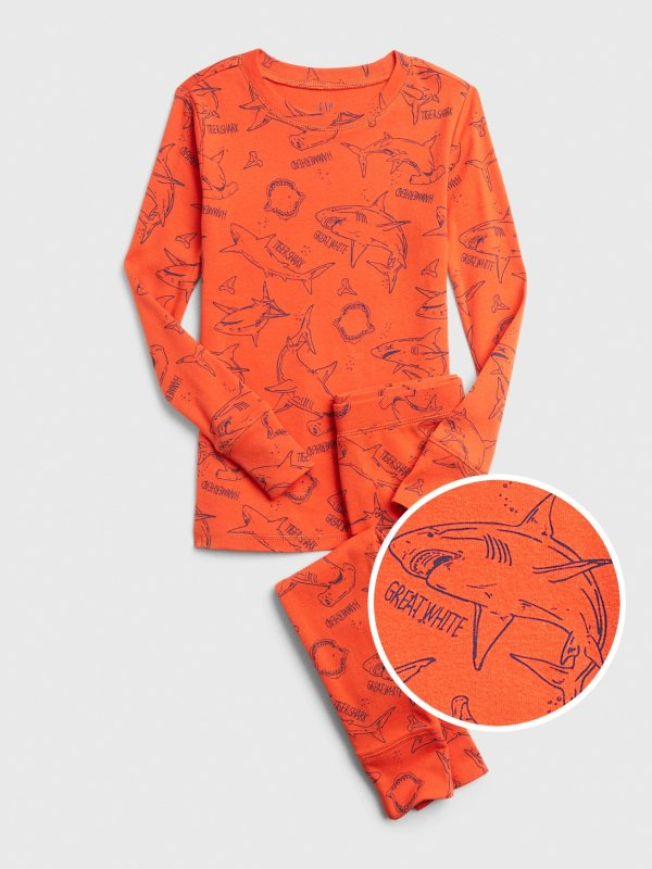儿童睡衣套装