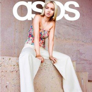8折ASOS 男女设计款美衣、美鞋等热卖