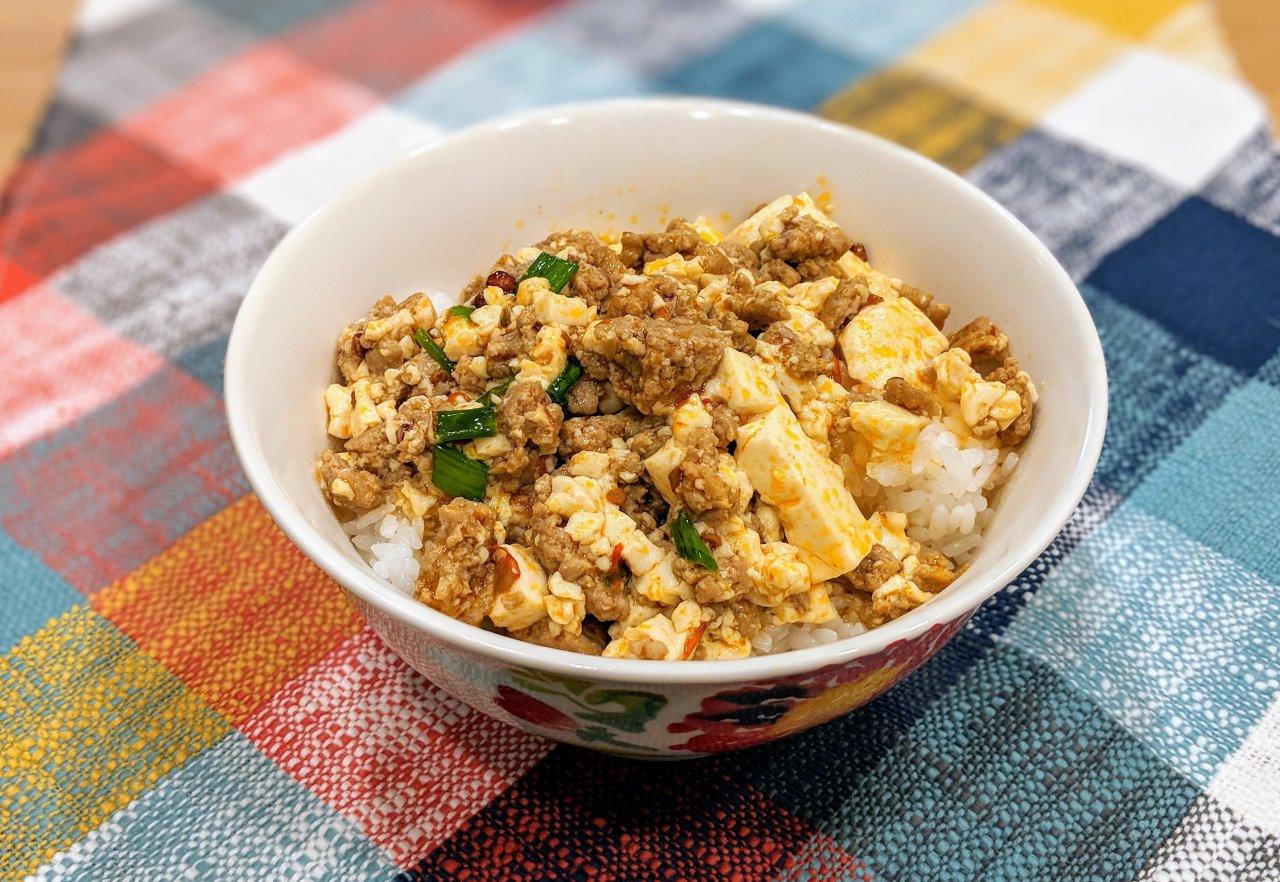 好吃到多吃两碗饭 | 懒人食谱之麻婆豆腐