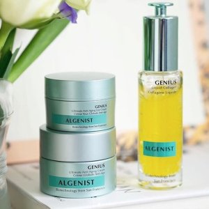 Summer End Offer: 25% offselected products @ Algenist