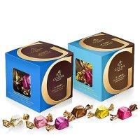 G Cube牛奶/黑巧克力混合装 各22粒装 2盒