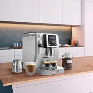 低至6.3折 €279起收De'Longhi德龙 咖啡机热促 在家自由手磨咖啡