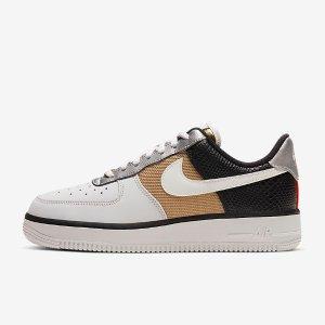 5.5折 $79.99(原价$145)Nike官网 Air Force空军一号 运动鞋履促销 男女都可