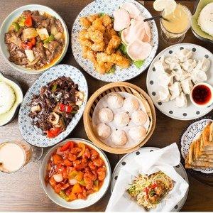 两人餐$25 (原价$60.2)墨尔本Lilong by Taste of Shanghai 里弄 中餐