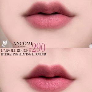 买1送1 加购2支用折扣码LIP菁纯唇膏290 Poême