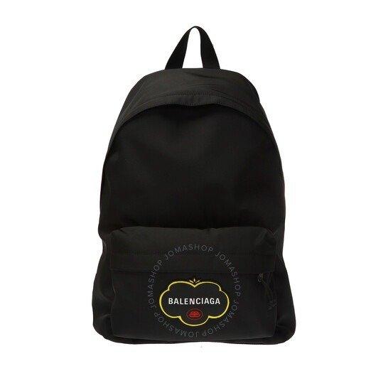 Explorer Logo Print双肩包