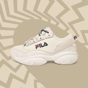 额外6折白菜价 $5.99起Urban Outfitters 精选 Fila 服饰、运动鞋热卖