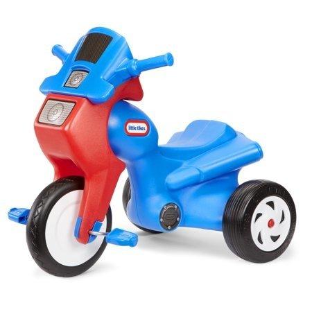 摩托车造型儿童三轮脚踏车