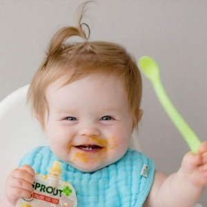低至6.5折 + 包邮Sprout 有机婴儿辅食、零食促销