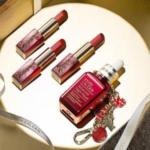 Estee Lauder 全场美妆护肤品热卖 收新年限量小棕瓶