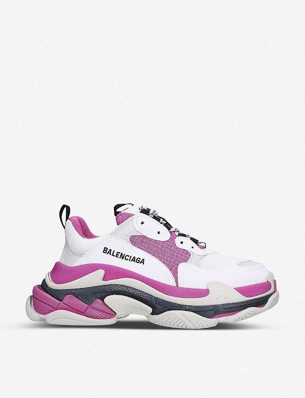 白粉老爹鞋