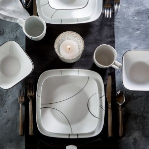 Corelle餐具16件套