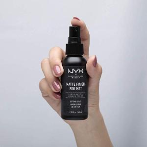 NYX Professional Makeup Make Up Setting Spray Dewy Finish