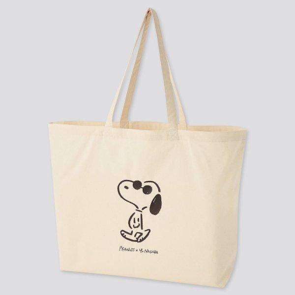 Peanuts x Yu Nagaba 环保帆布袋