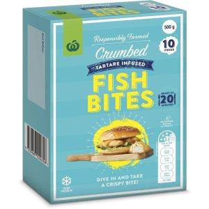 Fish Bites 10pk