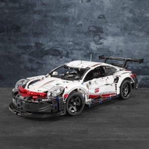 7折特价Lego Technic 科技系列 42096 Porsche 911 RSR
