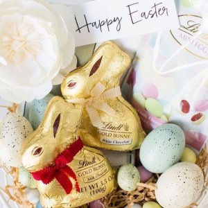 50% offAll Easter Items Sale @ Lindt