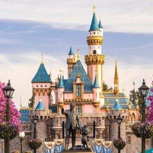 低至7.5折Disney 迪士尼公园暑期特惠,今夏找闺蜜约起来,爸妈带宝宝必去之地
