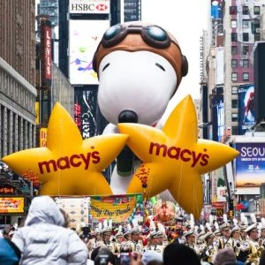 Yayoi Design&Celine Dion Join PerformanceMacy's Thanksgiving Day Parade Happen this Thursday