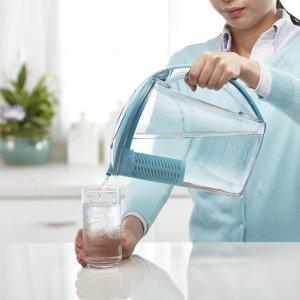 $17.96(原价$29.94)Brita 10杯大容量净水壶+滤芯