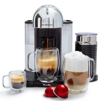 Nespresso VertuoLine by Breville胶囊咖啡机+奶泡机