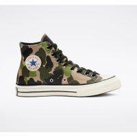 Chuck 70 迷彩帆布鞋