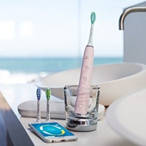$135.65Philips Sonicare DiamondClean Smart Electric Toothbrush with Bluetooth and app - 9300 Series