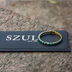 限今天:Szul 超多款精美饰品特价热卖