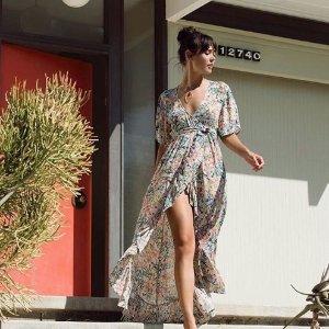 $29.97起 低至2.5折 出游凹造型必备South Moon Under 折扣区精选美裙热卖