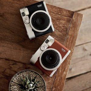低至6折 内附选购攻略Fujifilm Instax拍立得相机打折 Mini 90低至$169