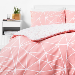 低至5折+额外9折 纯棉床罩€8.24收In Homeware 高品质床上用品 北欧风被套、床单折上折闪促