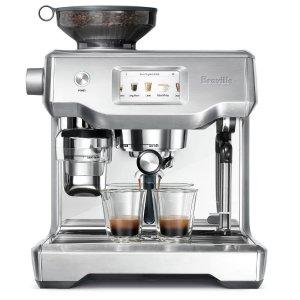 8折 专业成就精品Breville  BES990BSS 专业咖啡机