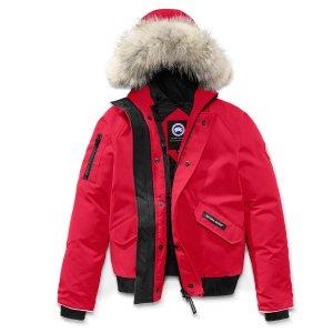 羽绒外套$395起 部分有L码Canada Goose 儿童羽绒外套热卖,小码女生速抢