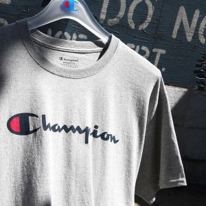 As low as $14Champion Men's Classic Jersey Script T-Shirt