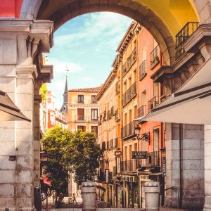 As Low As $247 NonstopNew York to Madrid Roundtrip Airfare