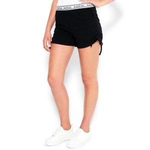 BebeLogo Waistband Shorts