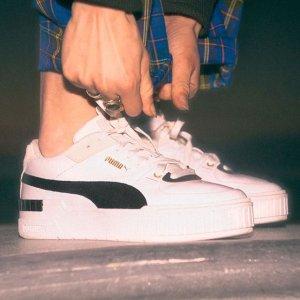 PUMA Smash V2 L 中性休闲鞋 必备单品百搭小白鞋