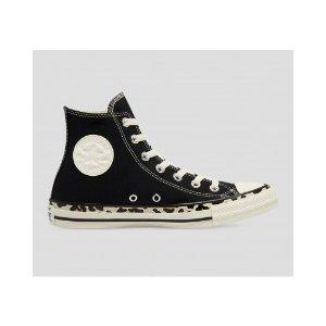 Converse满$150减$30Womens Converse Chuck Taylor 高帮帆布鞋