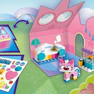 Last Day: Free Castle Room SetWith $25+ Unikitty!™ Purchase @ LEGO Brand Retail