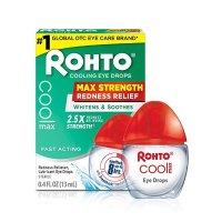 Rohto Cool Max 缓解红血丝清凉眼药水 13ml 3瓶